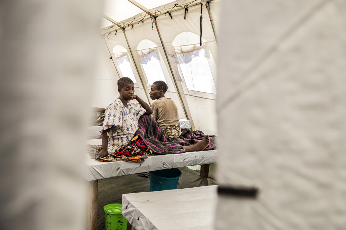 DRC: ONE OF THE MOST SEVERE CHOLERA EPIDEMICS IN RECENT YEARS CONTINUES