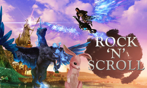 Rock'n'Scroll hält Einzug in ArcheAge: Unchained