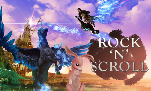 Rock'n'Scroll arrives in ArcheAge: Unchained