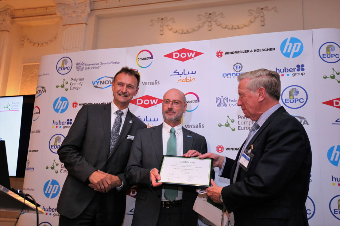 Best Polymer Producers Awards ABS - Elix Polymers
