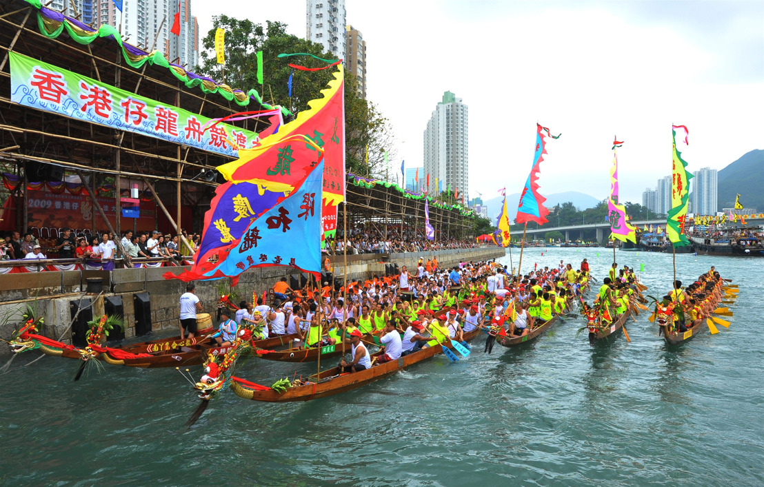 THE PENINSULA HONG KONG INVITA A LOS HUÉSPEDES A SER PARTE DEL TRADICIONAL FESTIVAL DEL BARCO DRAGÓN