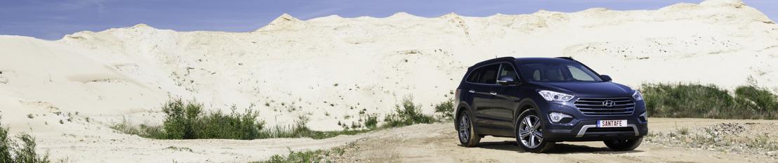 Presskit Hyundai Grand Santa Fe