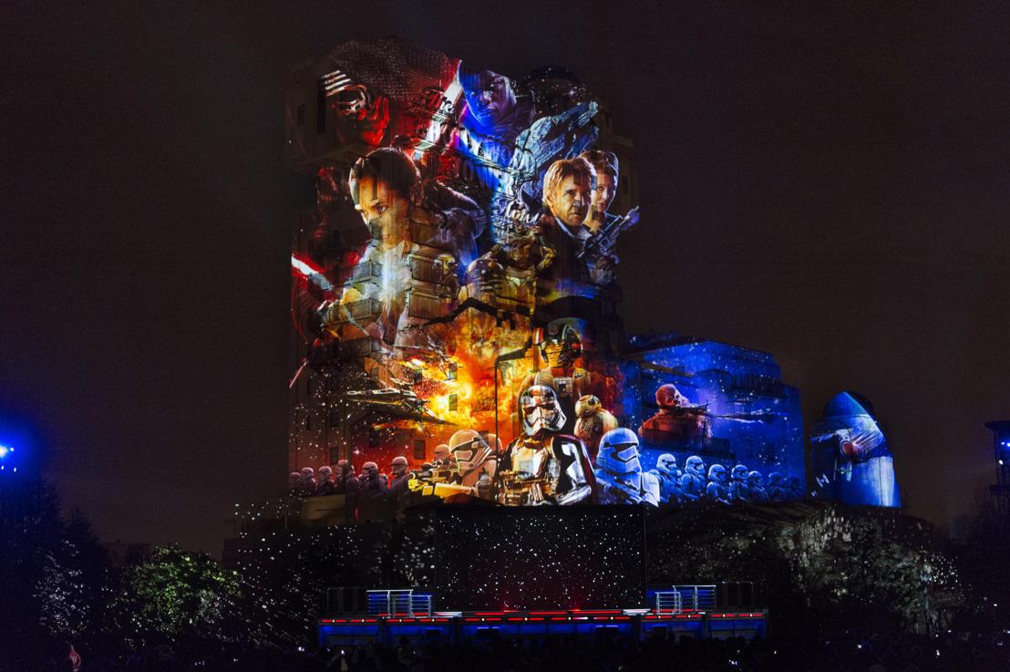 STAR WARS: vier de Legends of the Force in Disneyland® Paris
