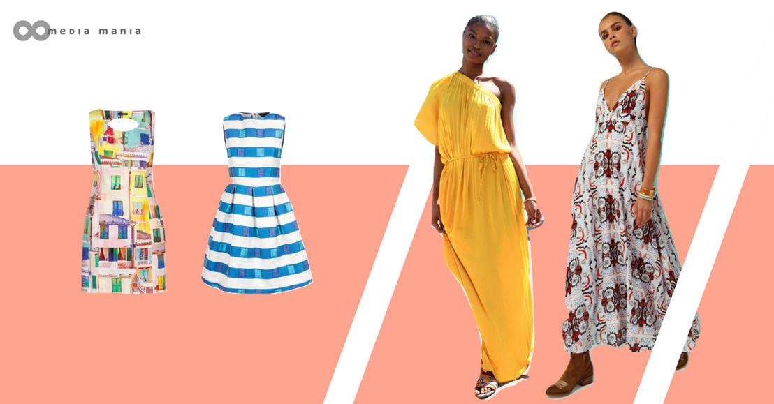 Trend SS18 // Summer dresses