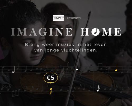 Imagine Home: The Music Donation Project