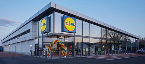 Lidl ouvrira 23 nouveaux magasins cette année