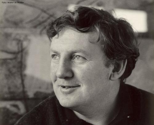 Persuitnodiging: Het Letterenhuis herdenkt samen met vele partners Hugo Claus (1929-2008)