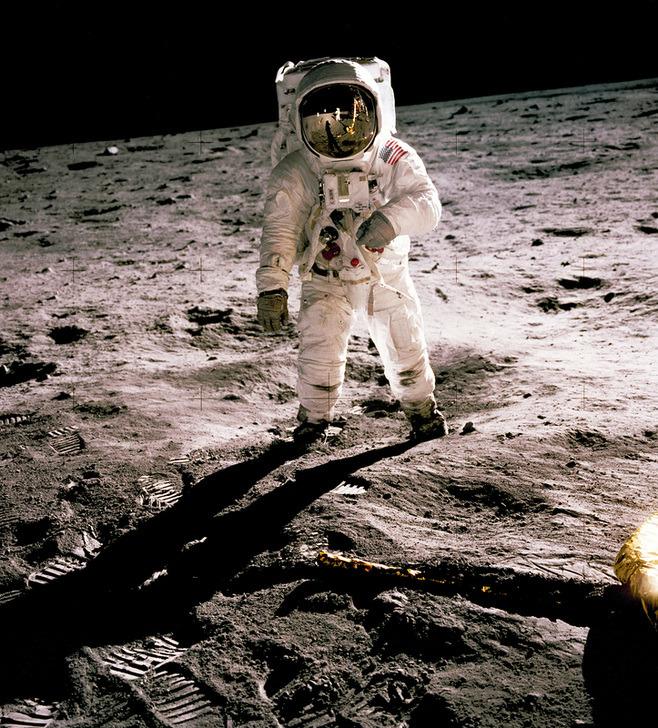 On a marché sur la Lune !