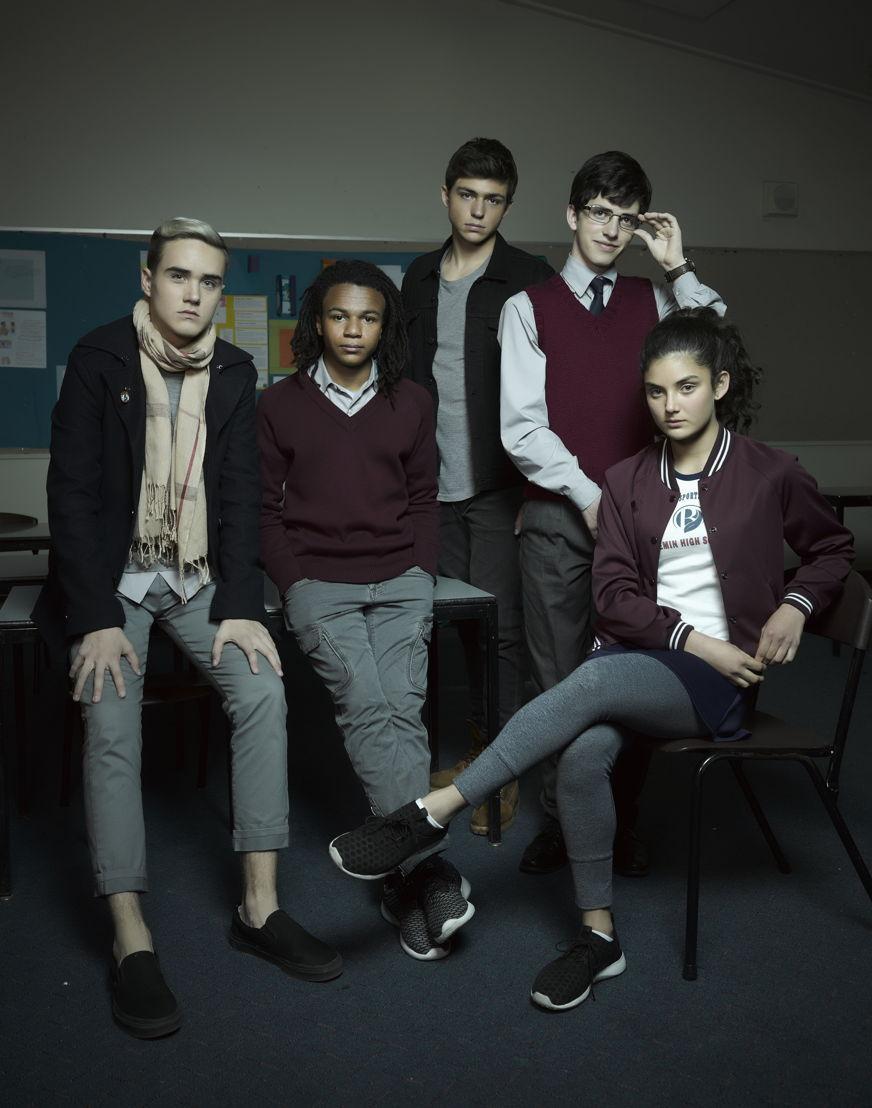 Nowhere Boys Series 3 Cast