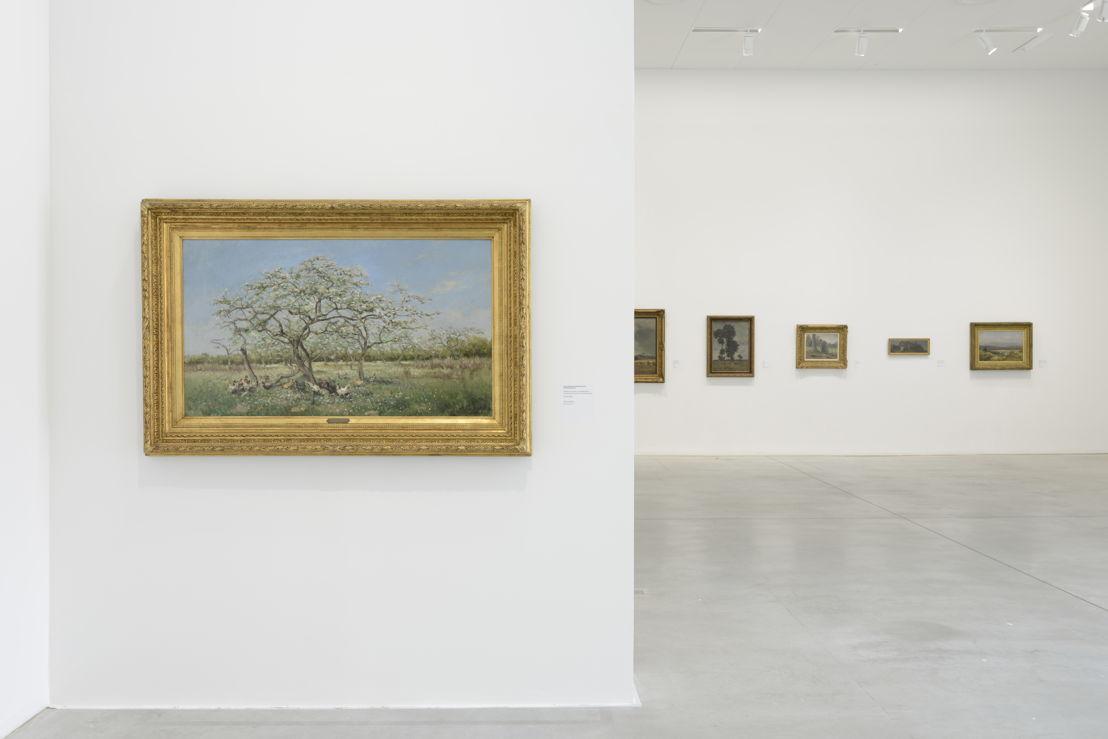 Vue de l'exposition PLEIN AIR (c) Isabelle Arthuis