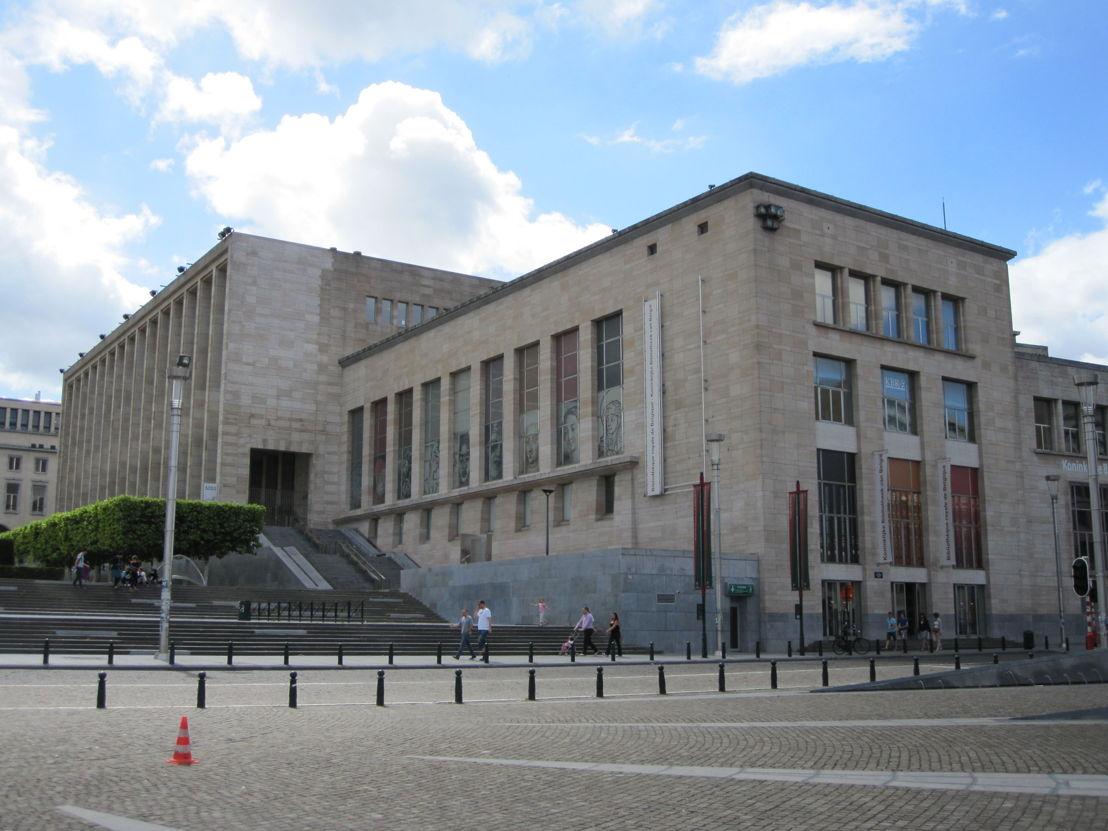 La Bibliothèque royale de Belgique