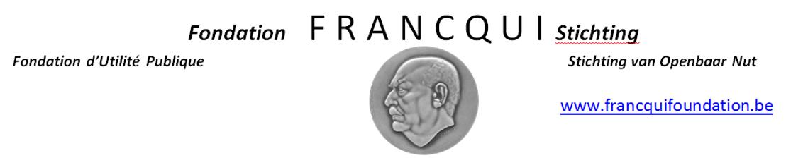 Wiskundige Stefaan Vaes ontvangt de prestigieuze Francqui-prijs 2015 uit de handen van Hare Majesteit de Koningin