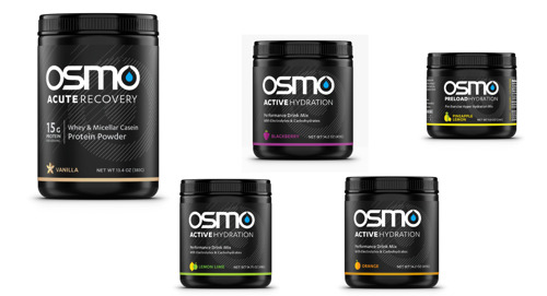 Preview: The Osmo Nutrition Range