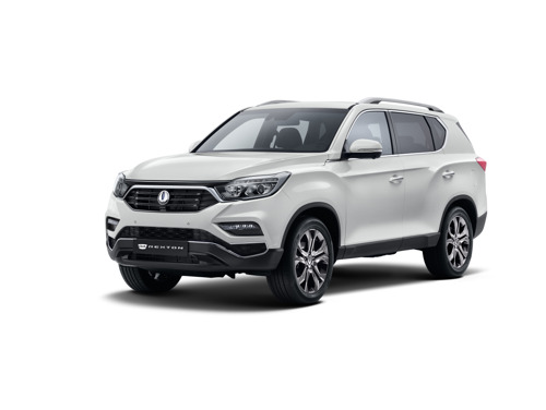 SsangYong : Dossier Festival GDL 2018