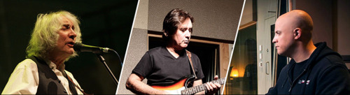Sweetwater Studios to Host Recording Master Class Featuring Carl Verheyen and Albert Lee