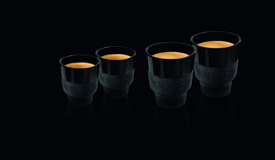 Touch is the New Black  by Nespresso