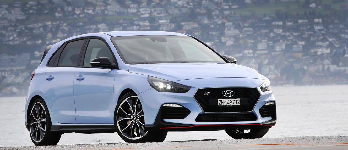 Der All-New Hyundai i30 N ist in der Schweiz eingetroffen!