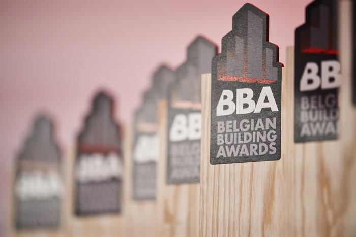 Winnaars Belgian Building Awards bekendgemaakt op BATIBOUW