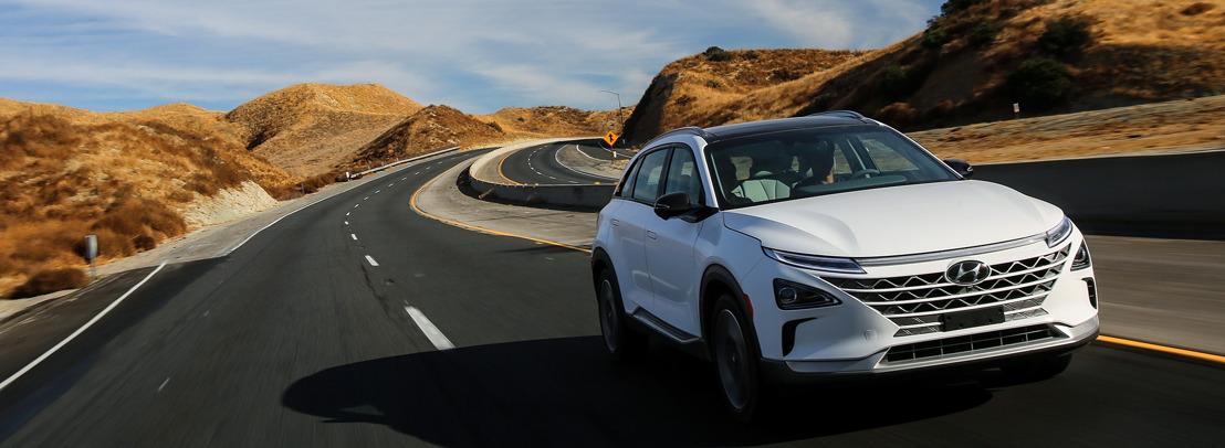 NEXO : Le véhicule à pile à combustible de prochaine génération de Hyundai