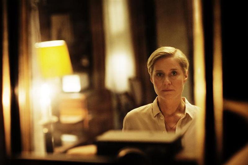 Trine Dyrholm als Gro Grønnegaard - (c) VRT / Lumière