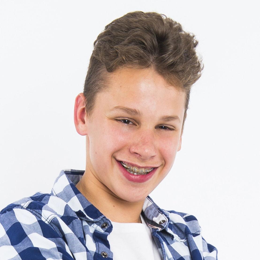 Junior Musical - Daan Keisse - (c) VRT - Frederik Beyens