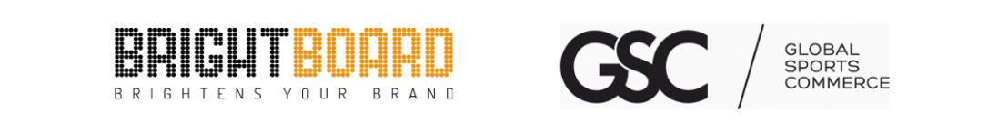 BrightBoard conclut un partenariat stratégique avec Global Sports Commerce