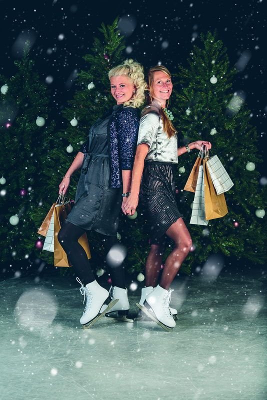 Campagnebeeld X-MAS Late Night Shopping