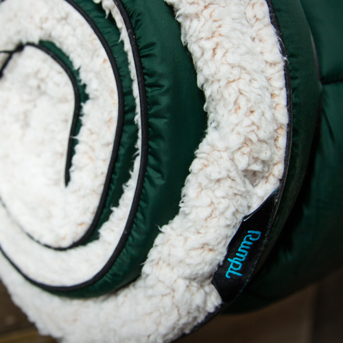Introducing Rumpl's Sherpa Puffy: The Blanket of Your Dreams