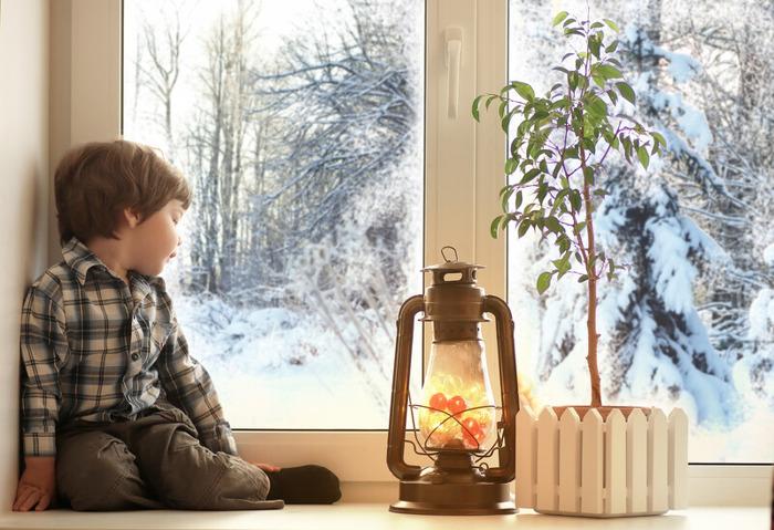 Hoe beschermt u uw woning tegen ijzel en koude?