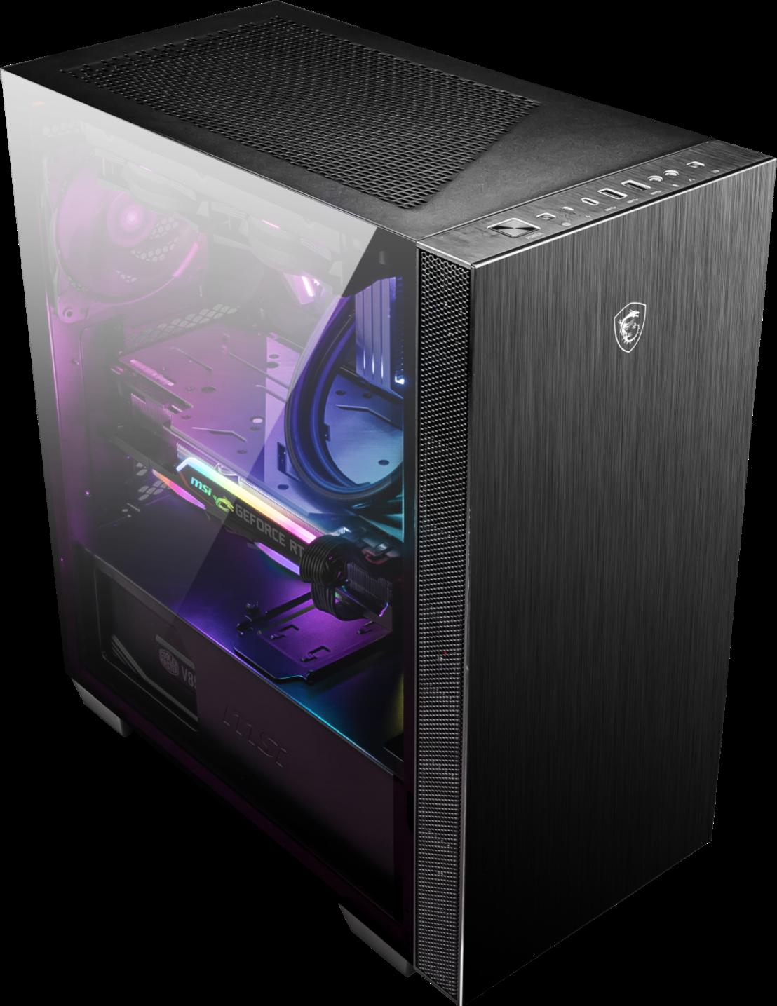 MSI stellt neue Gaming-Gehäuse der MPG SEKIRA 100 Serie vor