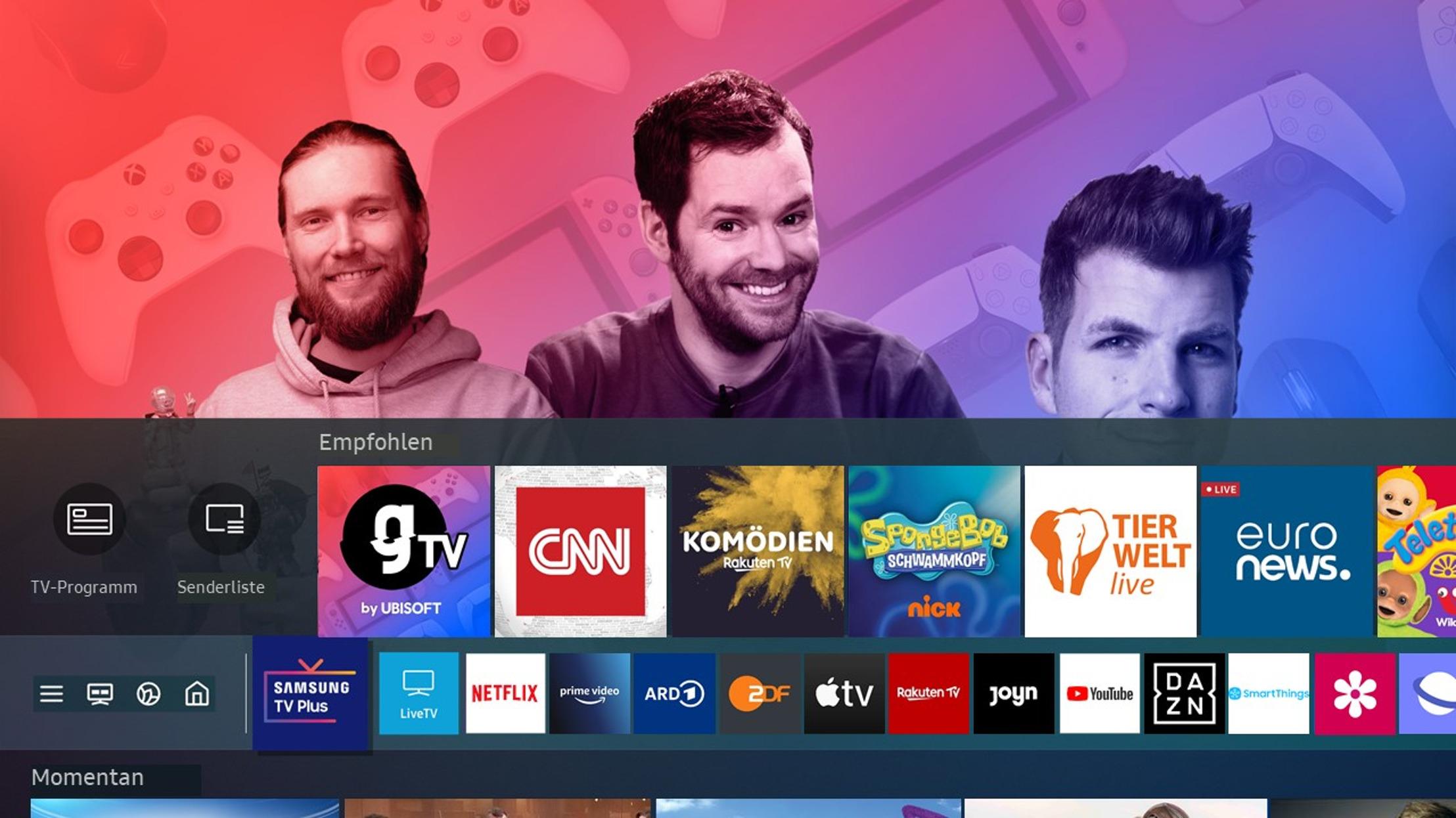 Preview: gTV BY UBISOFT STARTET MIT EINEM NEUEN FORMAT INS ZWEITE JAHR UND FEIERT EINE EXKLUSIVE PARTNERSCHAFT MIT SAMSUNG TV PLUS