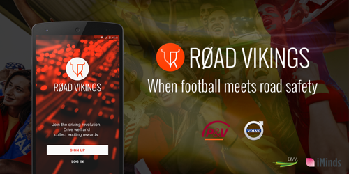 Road Vikings: when football meets road safety