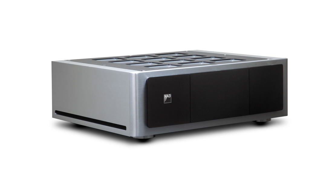 NAD ANNOUNCES THE MASTERS M28 SEVEN CHANNEL POWER AMPLIFIER