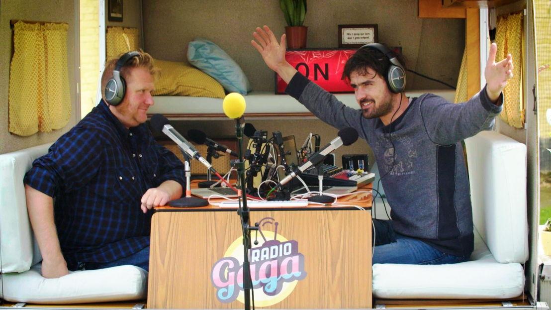 Radio Gaga - Dominique Van Malder en Joris Hessels - (c) De chinezen