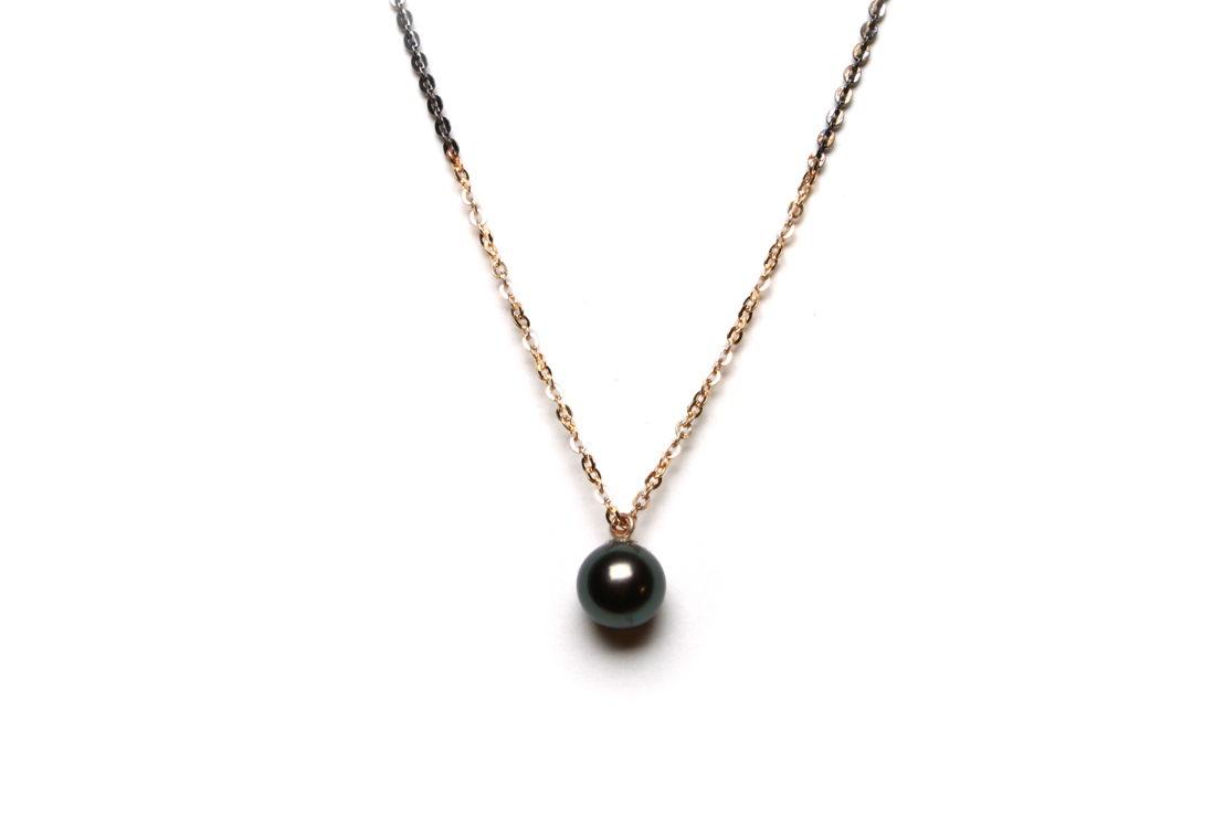 Pearls Before Swine Tahitian Pearl necklace 315 euro at Graanmarkt 13