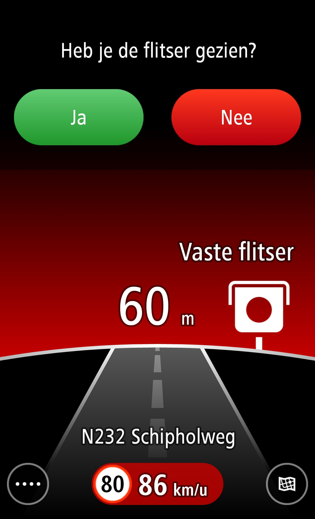 TomTom Flitsers app vanaf vandaag beschikbaar op Google Play