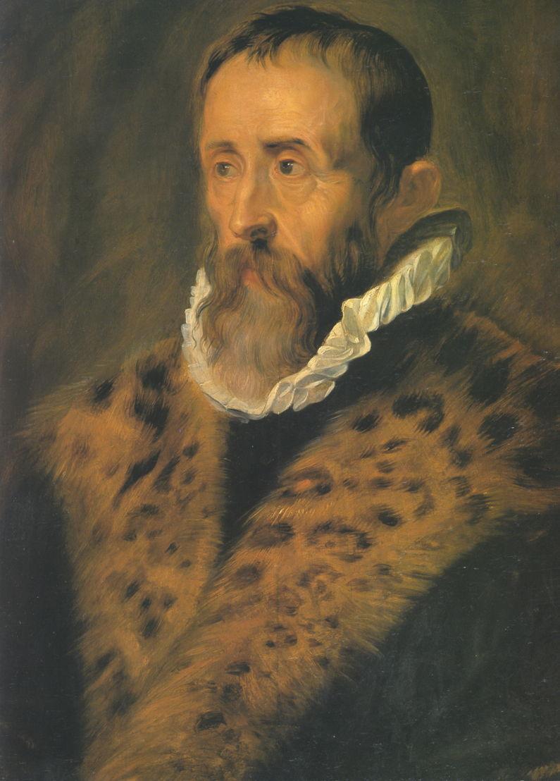 Peter Paul Rubens, Portret van Justus Lipsius, 1612 - 1616, Museum Plantin-Moretus