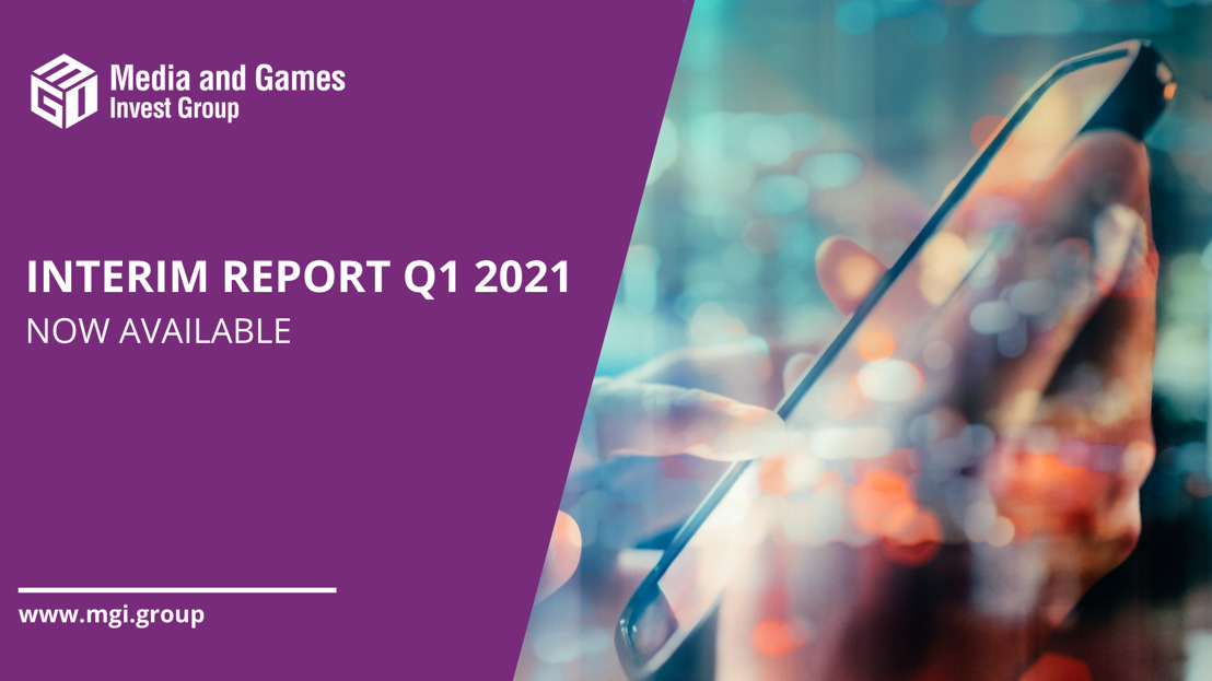 MGI reports record quarter achieving 96% revenue growth with an underlying 38% organic growth