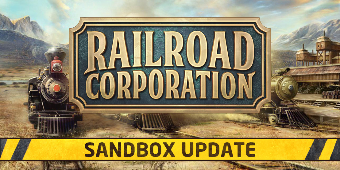 Train tycoon game 'Railroad Corporation' gets new sandbox mode