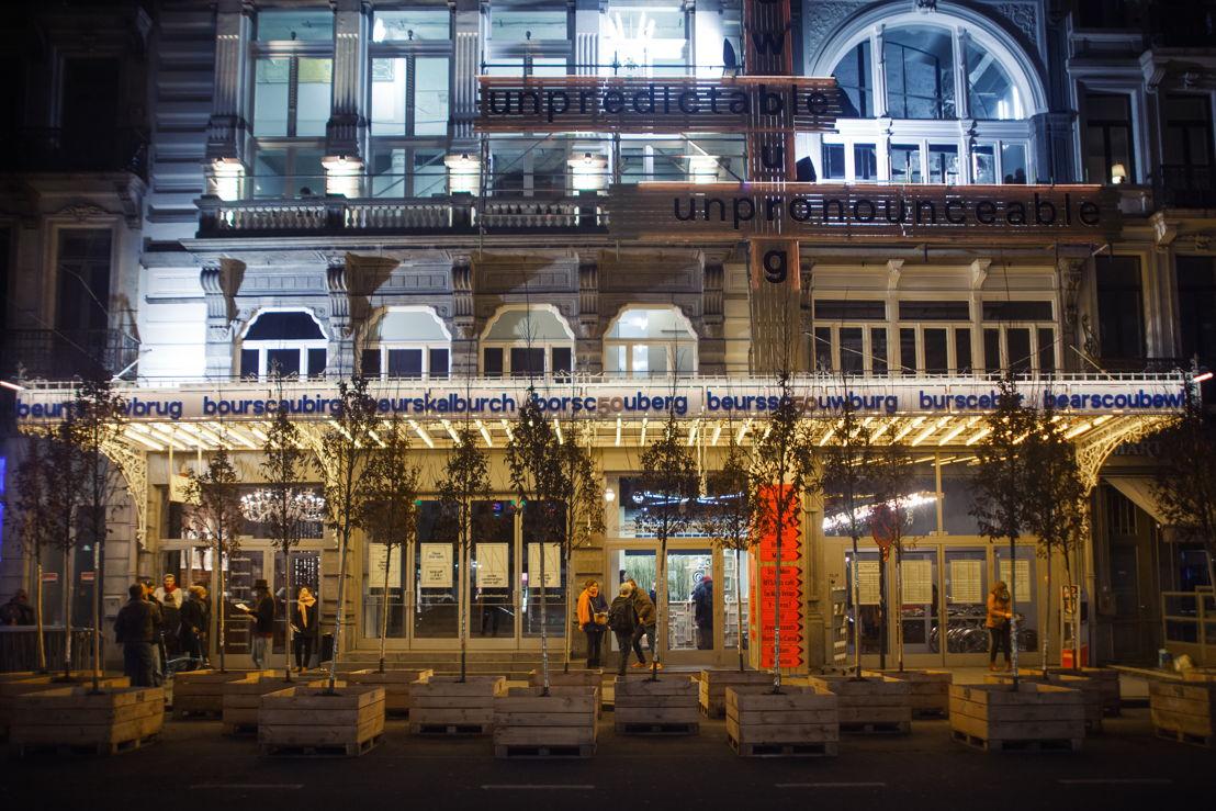 Opening 5/02/2015 - foto: Morgane Delfosse