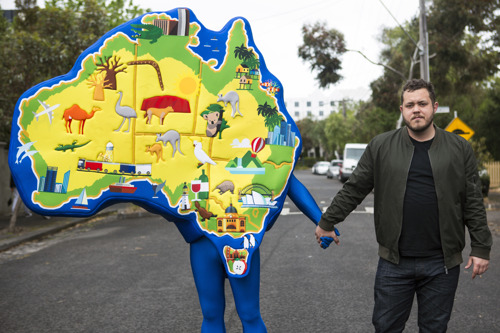 All the world's problems will be solved by comedian Corey White when his show hits screens on ABC in May