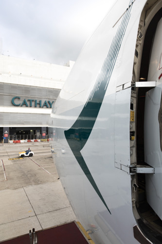 Cathay Pacific statement on shark's fin carriage