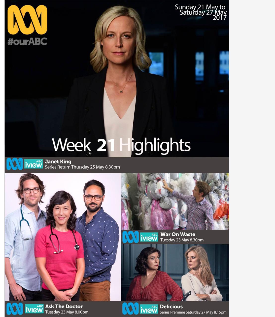 ABC Program Highlights - Week 21