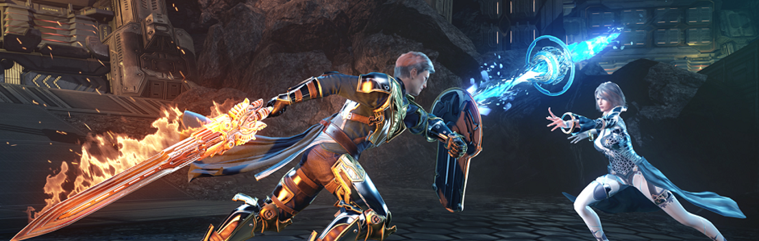 ACTION MMO SKYFORGE STARTS EARLY ACCESS ON PLAYSTATION 4