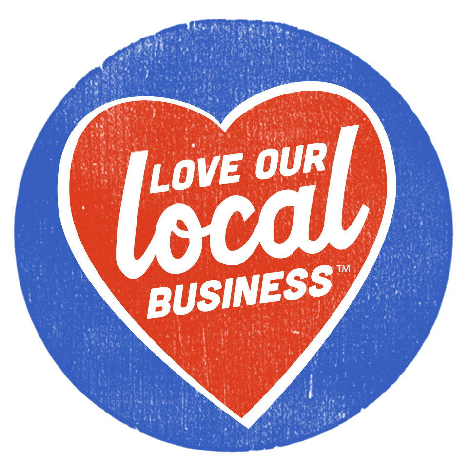Love Our Local Business logo