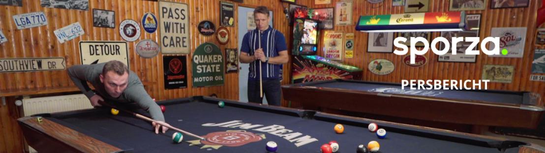 Café Sport: Sporza lanceert nieuwe videoreeks op YouTube en VRT NU.