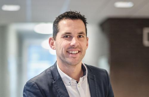 Stijn Coenen is de nieuwe algemeen directeur van de Thomas More-hogeschool