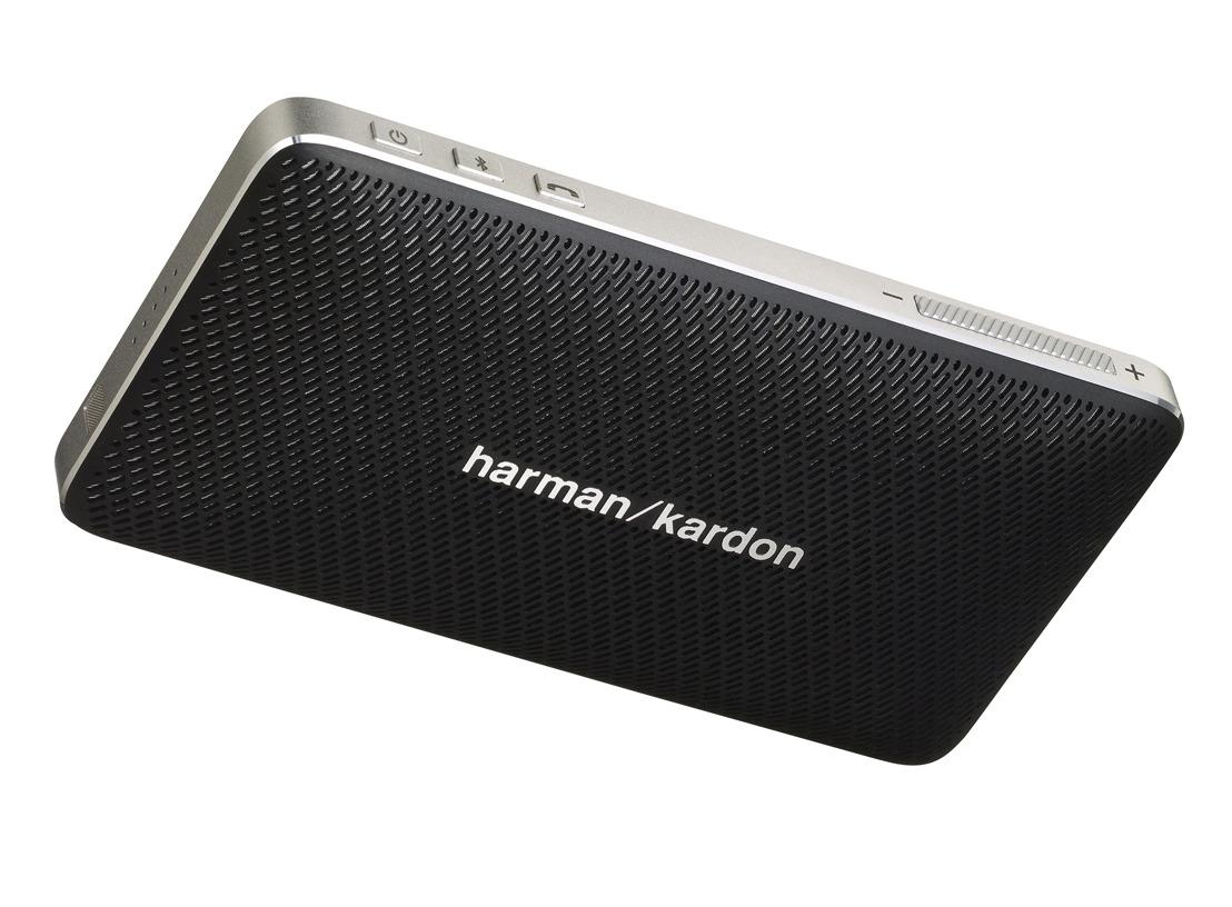 HARMAN lance Esquire Mini, enceinte portable sans fil avec système de conférence à l'IFA 2014