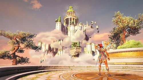 """IMMORTALS FENYX RISING: NEUER DLC """"EIN NEUER GOTT"""" AB SOFORT VERFÜGBAR"""