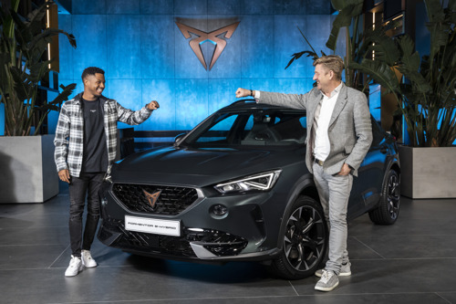 Ansu Fati becomes the newest CUPRA ambassador
